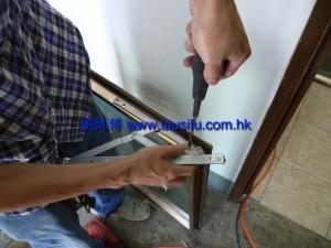 專業施工 鋁窗維修