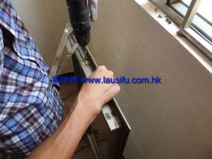 專業鋁窗施工